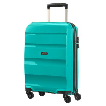 Trolley Cabina 55cm 4 Ruote Leggero 2,5kg -  American Tourister Bon Air Deep Turquoise