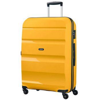 Trolley Grande Rigido 4 Ruote 75cm - American Tourister Bon Air Light Yellow