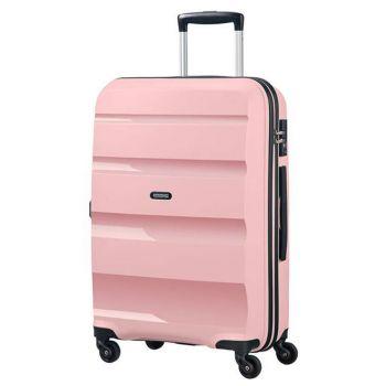 Trolley Medio Rigido 4 Ruote 66cm 3,4kg - American Tourister Bon Air Cherry Blossoms