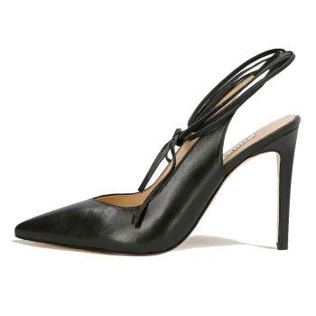 GUESS Briola Line – Black Leather Pump