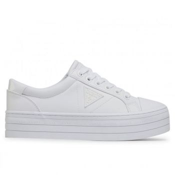 Scarpe Donna GUESS Sneakers Colore Bianco Linea Brodey