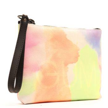 Pochette Donna GUM linea Burningcolors colore Pastel Fluo