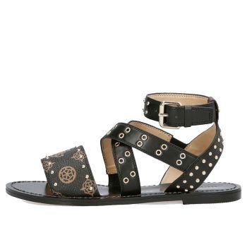 GUESS Cevie Line – Black Multi Sandals