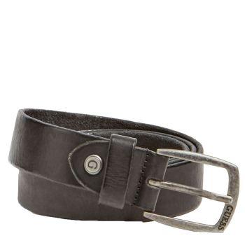 Cintura Uomo in Pelle Nera GUESS - BM7267