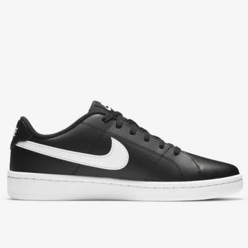 Scarpe NIKE Sneakers linea Nike Court Royale 2 Low colore Nero - Bianco