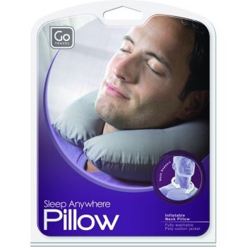 Cuscino gonfiabile da viaggio - Design Go Pillow