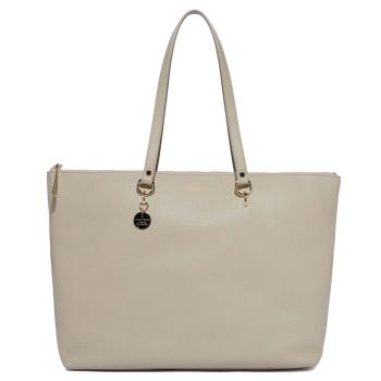 Borsa Shopping COCCINELLE Linea Alpha in Pelle Seashell
