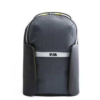 "Zaino Grey - Acid Green Porta Pc 15,6"" - NAVA Linea Focus FO070GV"