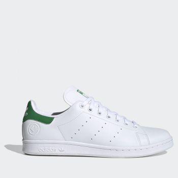 Scarpe ADIDAS Sneakers linea Stan Smith Vegan colore Bianco e Verde