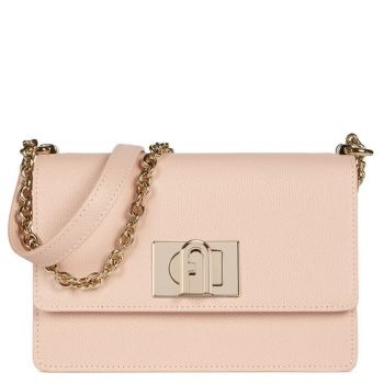 Borsa Donna a Tracolla Furla in Pelle Linea 1927 colore Candy Rose