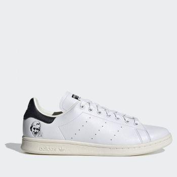 Scarpe Uomo ADIDAS Sneakers linea Stan Smith colore Bianco e Nero