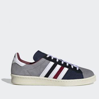 Scarpe Uomo ADIDAS Sneakers linea Campus 80s colore Burgundy White e Navy