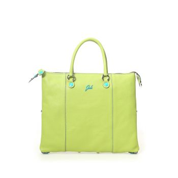 GABS G3 Plus Line Medium Apple Leather Handle Bag