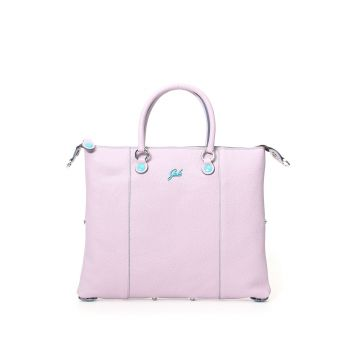 GABS G3 Plus Line Medium Lilac Leather Handle Bag