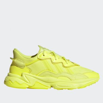 Scarpe Uomo ADIDAS Sneakers linea Ozweego colore Giallo Fluo