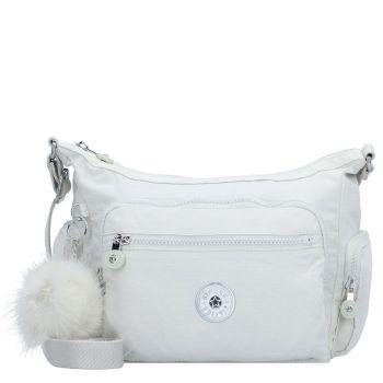 Borsa a Tracolla KIPLING Gabbie Small Colore Dazz White
