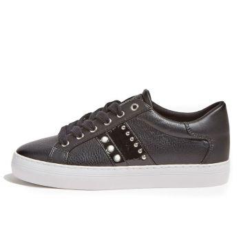 Scarpe Donna GUESS Sneakers Nere Linea Grasey