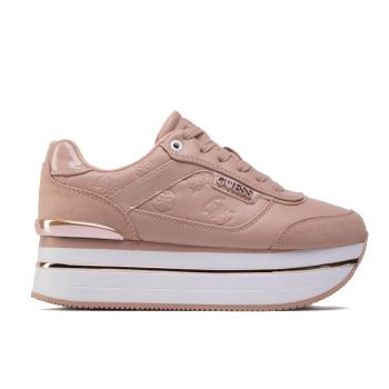 Scarpe Donna GUESS Sneakers Blush Linea Hansin