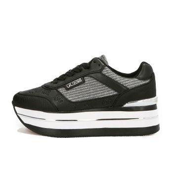 Scarpe Donna GUESS Sneakers Nere Linea Hansin