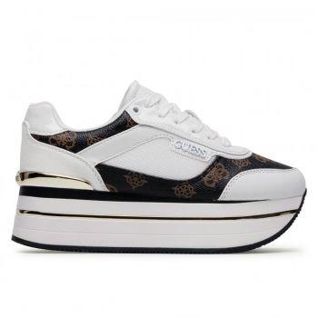 Scarpe Donna GUESS Sneakers Off White Linea Hansin