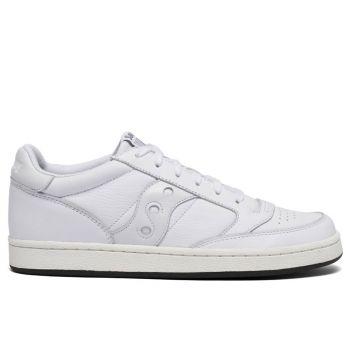 Scarpe Uomo Saucony Sneakers Jazz Court White - White