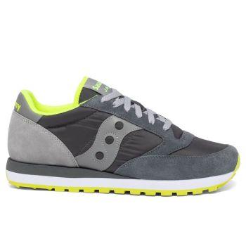 Scarpe Uomo Saucony Sneakers Jazz Original Pavement - Grey