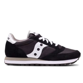 Scarpe Uomo Saucony Sneakers Jazz Original Bianco - Nero
