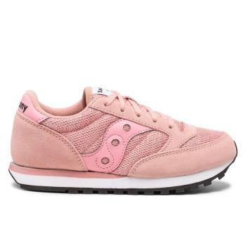 Scarpe Bambina Saucony Sneakers Shadow Original Kids Pink Metallic