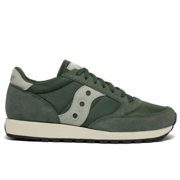 Scarpe Uomo Saucony Sneakers Jazz Original Vintage Green - Green