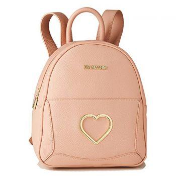 Zaino Donna LOVE MOSCHINO linea Cut-Out Heart colore Rosa