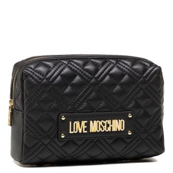 Beauty LOVE MOSCHINO linea New Shiny Quilted Nero