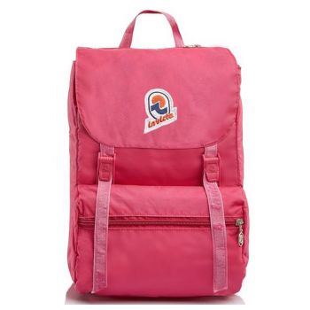 "Zaino Donna Porta Pc 13"" INVICTA Jolly Color Vintage colore Rosa"