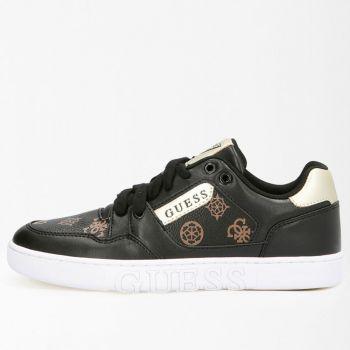 Scarpe Donna GUESS Sneakers Linea Julien Colore Medium Brown