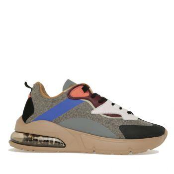 Scarpe Uomo D.A.T.E. Sneakers linea Aura Aukland colore Gray