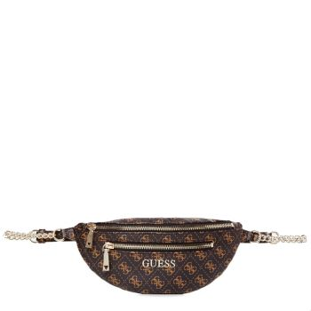 Marsupio Donna GUESS linea Caley colore Marrone