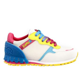 Scarpe Bambino LIU JO Sneakers Me Contro Te colore White
