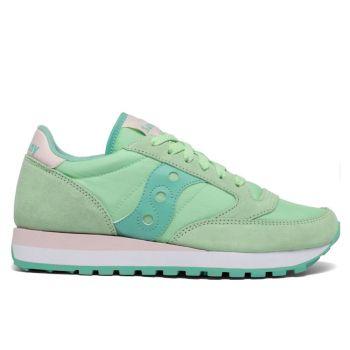 Scarpe Donna Saucony Sneakers Jazz Original Mint - Green