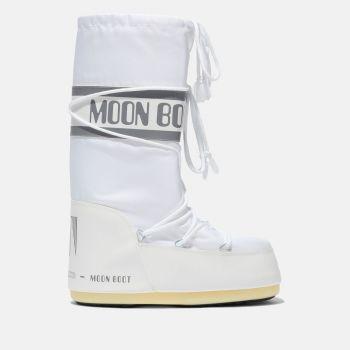 Stivali da Neve Unisex MOON BOOT Nylon Colore Bianco