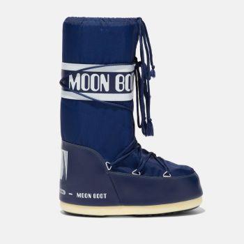 Stivali da Neve Unisex MOON BOOT Nylon Colore Blue