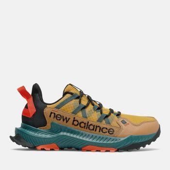 Scarpe Uomo NEW BALANCE Sneakers Running Shando colore Harvest Gold e Black