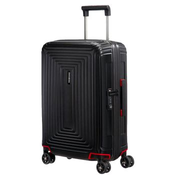 Trolley Cabina Rigido 4 Ruote 55cm - Samsonite Neopulse Matte Black