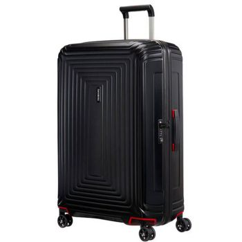 Trolley Grande Rigido 4 Ruote 75cm - Samsonite Neopulse colore Matte Black