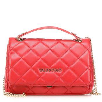 Borsa Donna a Tracolla Media VALENTINO BAGS linea Ocarina Colore Rosso