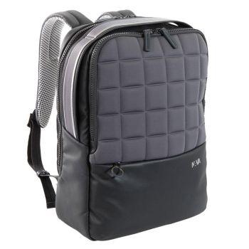 """Zaino con Porta Pc 15,6"""" - NAVA Linea Passenger Action Colore Dark Grey"""