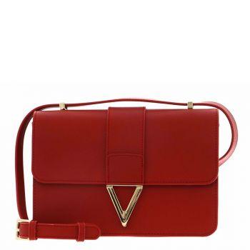 Borsa Donna a Tracolla VALENTINO BAGS linea Penelope Colore Rosso