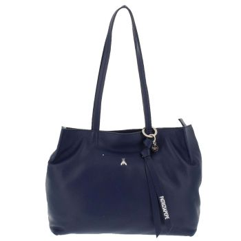 Borsa Donna in Pelle PATRIZIA PEPE a Spalla 2V9154 Dress Blue