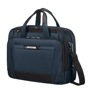 "Cartella due manici porta Pc da 15.6"" e Tablet - Samsonite Pro-Dlx 5 Oxford Blue"