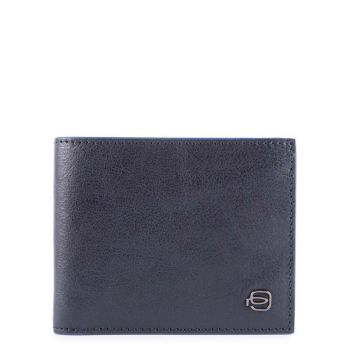 Portafoglio Uomo PIQUADRO In Pelle Blu - PU3891B2SR Linea Blue Square Special