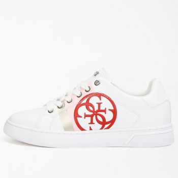 Scarpe Donna GUESS Sneakers Whisper White Linea Reata