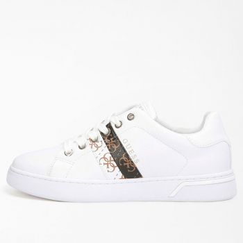 GUESS Reel Line – White Sneakers